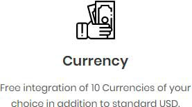 currency integration