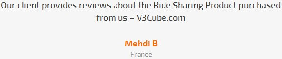 Mr. Mehdi B review