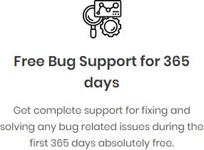 Bug support