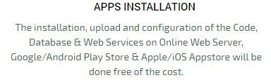 Apps Installation